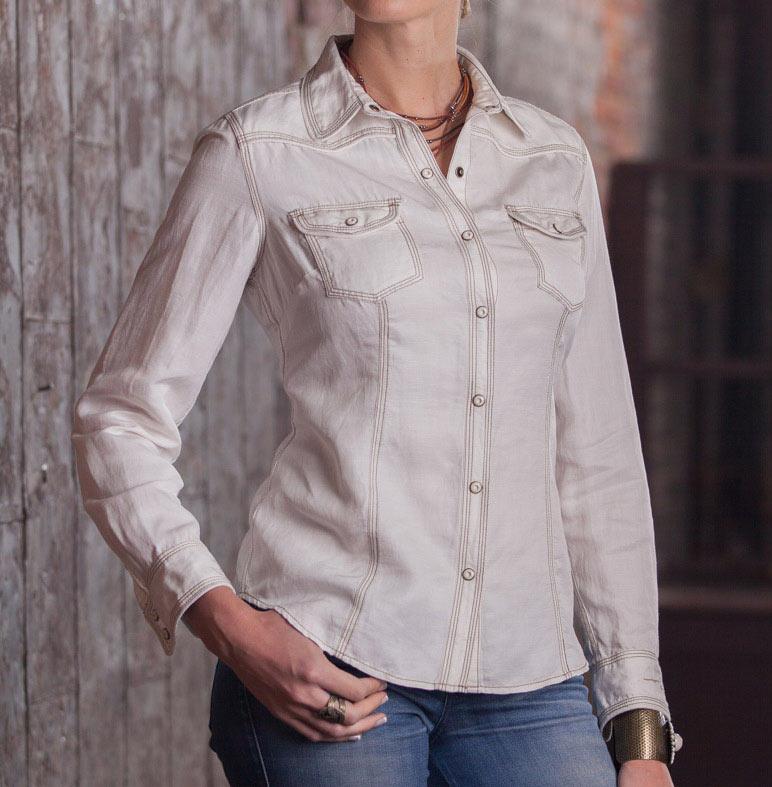 ryan michael women 39 s harriet western shirt