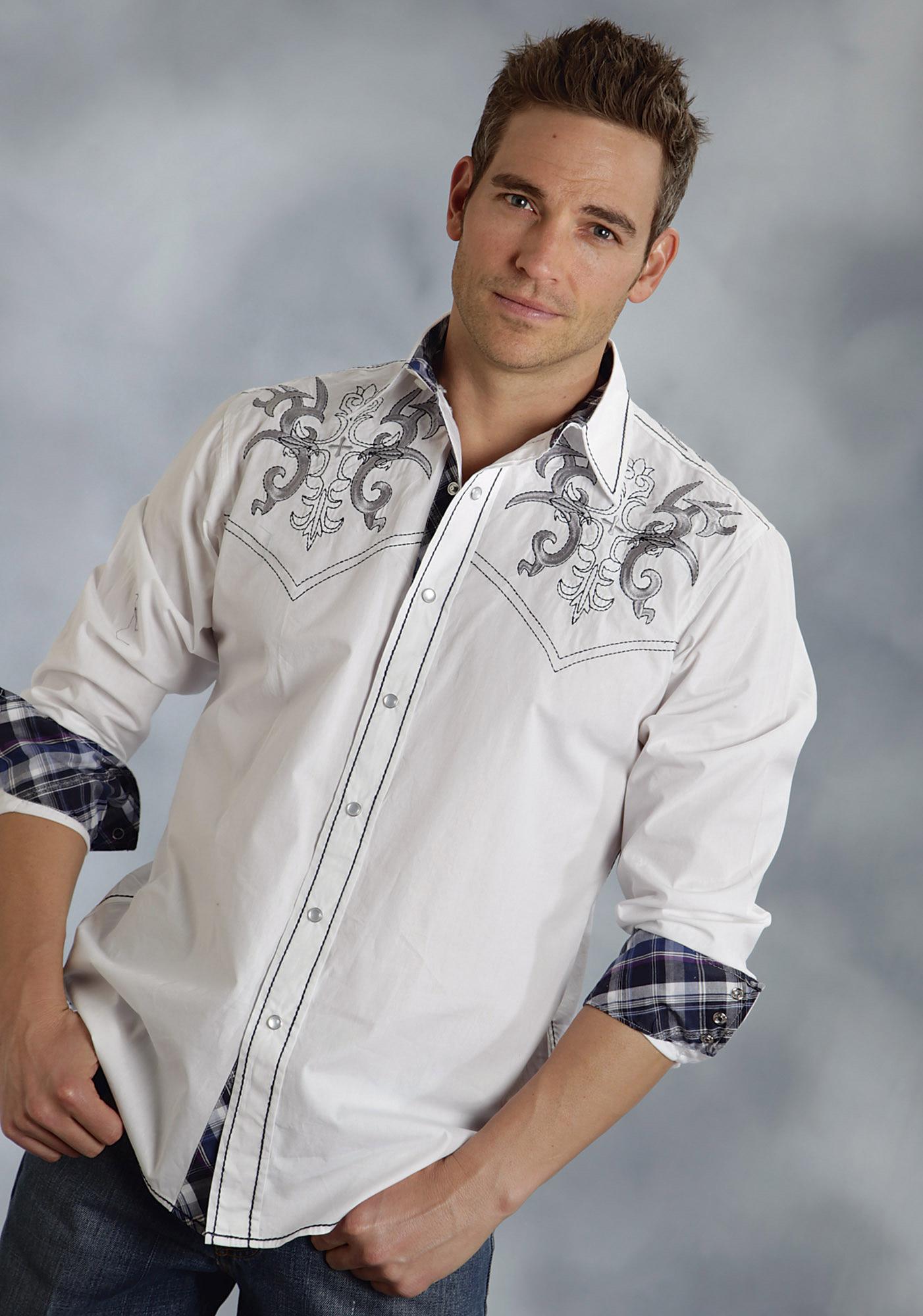 Fancy Western Shirts For Men
