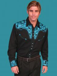 SCULLY P-634 TURQUOISE FRONT