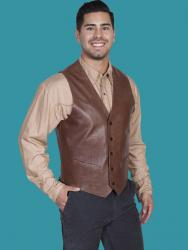 scully 503-427 chocolate vest