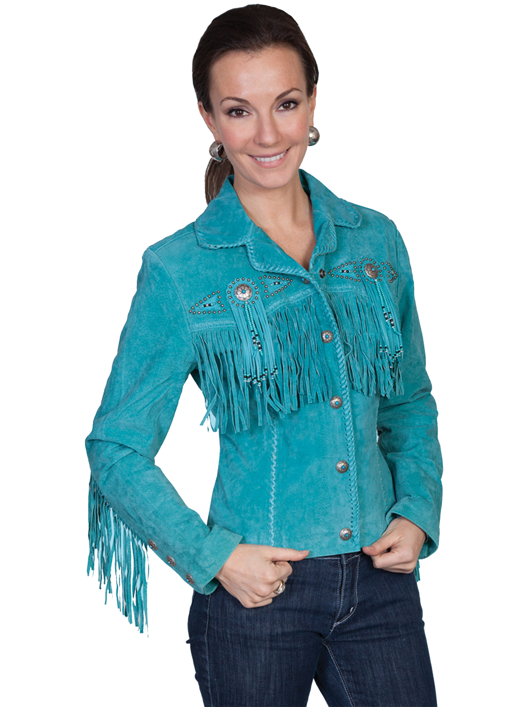 Ladies Western Blouses
