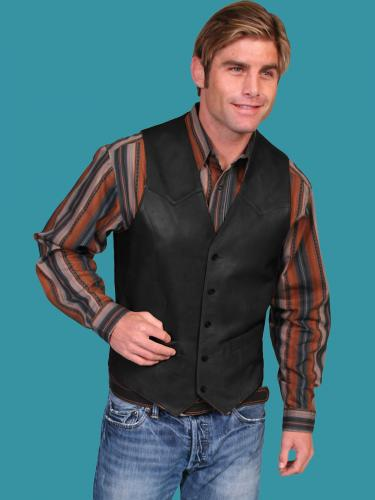 SCULLY 503-198 VEST FRONT