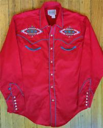 ROCKMOUNT 6729-RED FRONT