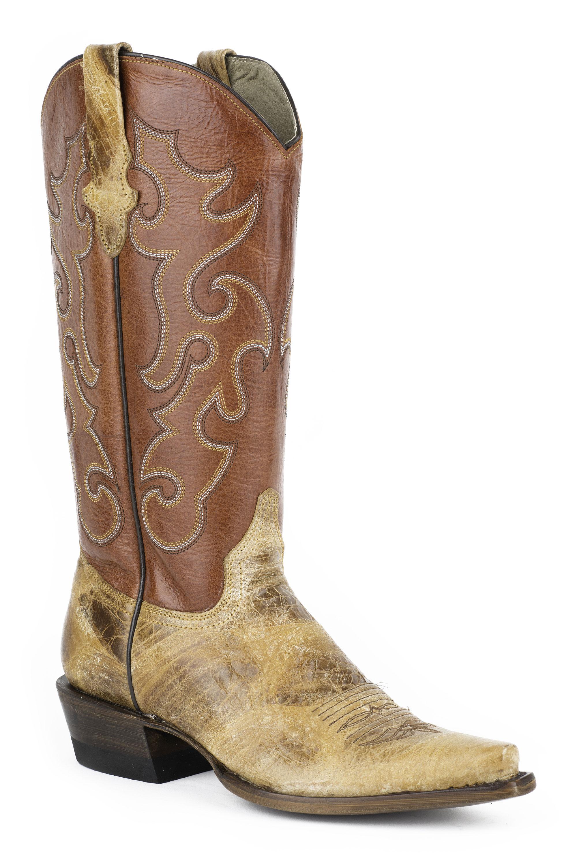 stetson s rosa s cowboy boots