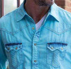 RYAN MICHAEL D1496TD-Neon Blue