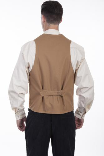 SCULLY RW041N BROWN-BACK