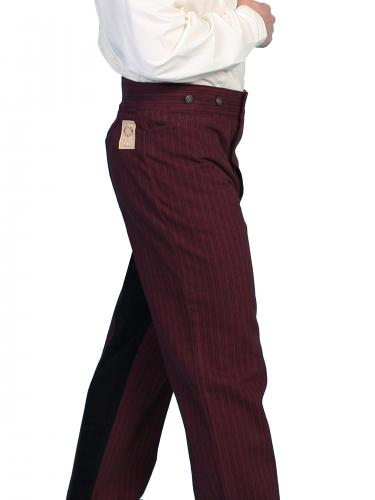 SCULLY 592404 BURGUNDY