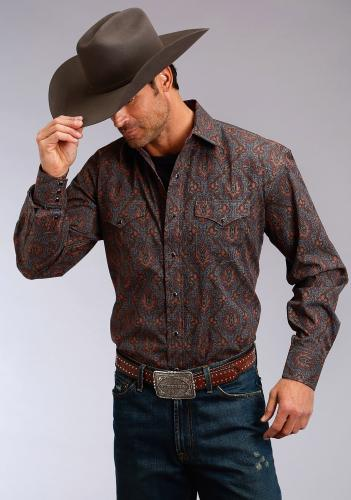 Stetson  11-001-0425-0101 GY FRONT