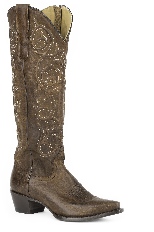 Brown Cowboy Boots Women