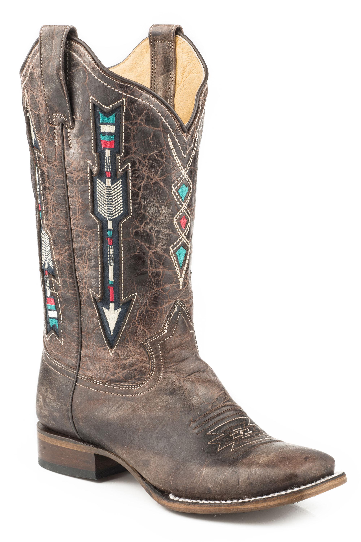 Roper Womens Arrows Western Boot