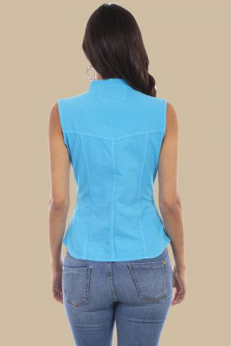 SCULLY PSL-059 TURQUOISE BACK